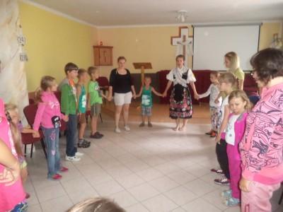 Ľudové tance - Detva